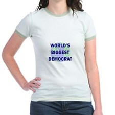 World's Biggest Democrat T