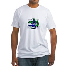 World's Biggest Democrat Shirt