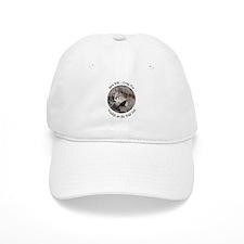 Raven Coyote Logo Baseball Cap