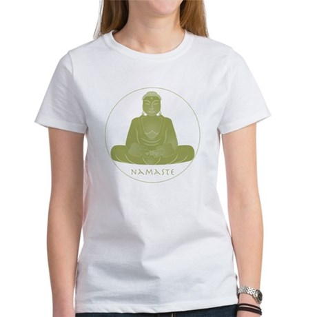 Yoga Buddha 3 Women's T-Shirt