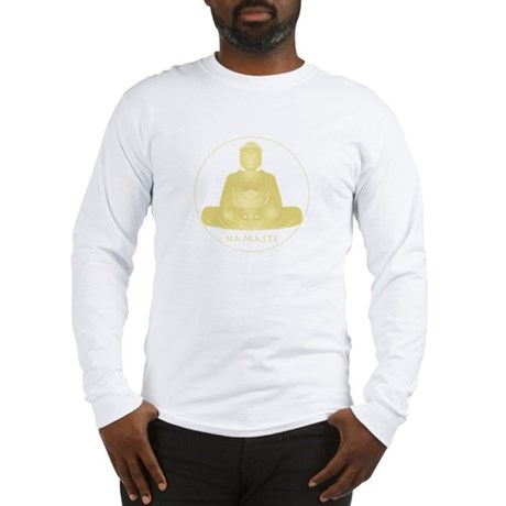 Yoga Buddha 2 Long Sleeve T-Shirt