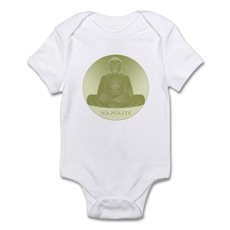 Yoga Buddha 1 Infant Bodysuit
