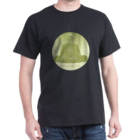 Yoga Buddha 1 Dark T-Shirt