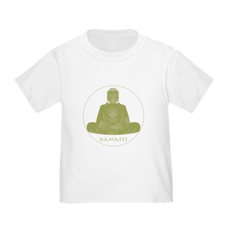 Yoga Buddha 2 Toddler T-Shirt