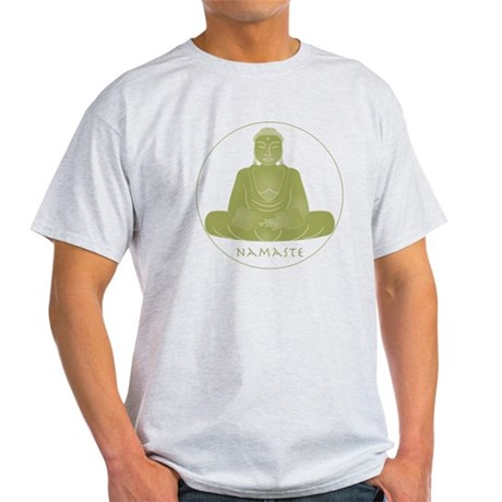 Yoga Buddha 2 Light T-Shirt