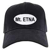 Mt. Etna Oval Baseball Hat