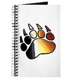 BEAR PRIDE PAW2/TONES Journal