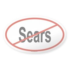 SEARS Oval Decal
