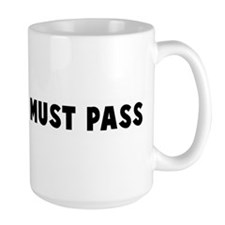 All things must pass Mug