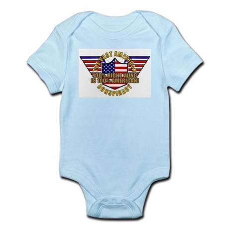 Amercian VRWC Infant Creeper