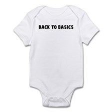 Back to basics Infant Bodysuit