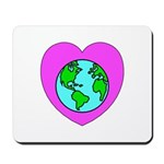 Love Our Planet Mousepad