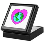Love Our Planet Keepsake Box