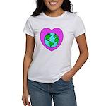 Love Our Planet Women's T-Shirt