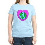 Love Our Planet Women's Light T-Shirt