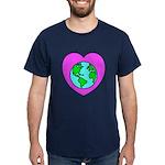 Love Our Planet Dark T-Shirt