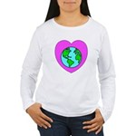 Love Our Planet Women's Long Sleeve T-Shirt