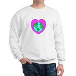 Love Our Planet Sweatshirt