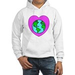 Love Our Planet Hooded Sweatshirt