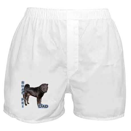 Shar Pei Dad4 Boxer Shorts