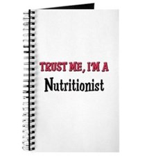 Trust Me I'm a Nutritionist Journal
