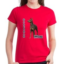 Dobie(rust) Mom4 Tee