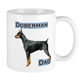 Dobie(blk) Dad4 Coffee Mug