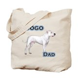 Dogo Dad4 Tote Bag