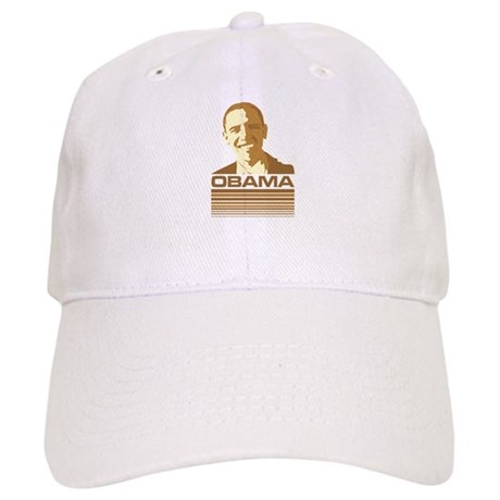 Barack Obama (Retro Brown) Cap