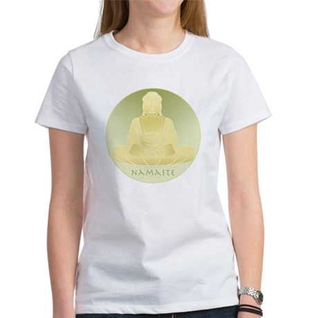 Yoga Buddha 4 Women's T-Shirt