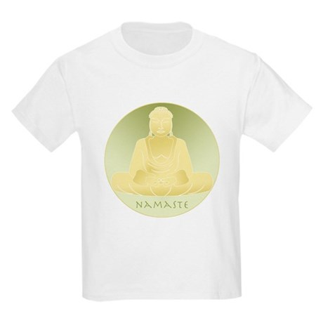 Yoga Buddha 4 Kids Light T-Shirt