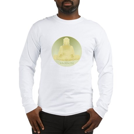 Yoga Buddha 4 Long Sleeve T-Shirt