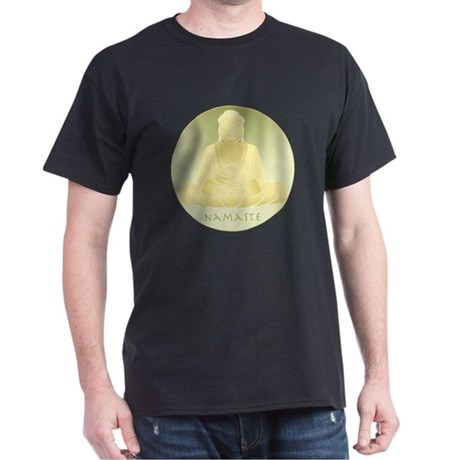 Yoga Buddha 4 Dark T-Shirt