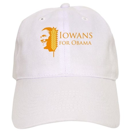 Iowans for Obama Cap
