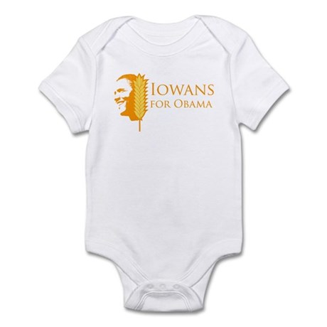 Iowans for Obama  Infant Bodysuit