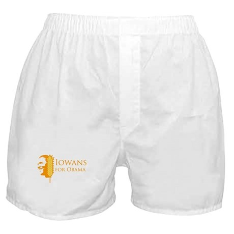Iowans for Obama  Boxer Shorts