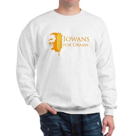 Iowans for Obama  Sweatshirt