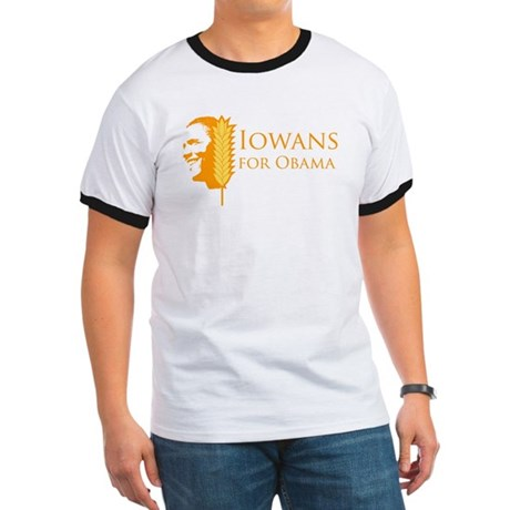 Iowans for Obama  Ringer T