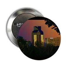Sacramento sunset Button