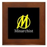 Minarchist Framed Tile