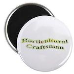 Horticultural Craftsman Magnet