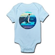Antarticia & South America 2008 - Infant Bodysuit