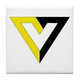 Voluntaryist Tile Coaster