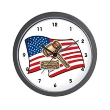 Judge Wall Clock
