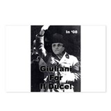 Benito Giuliani Postcards (Package of 8)