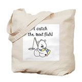 Ice Fishing Pro Tote Bag