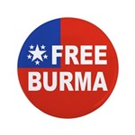 "Free Burma 3.5"" Button (100 pack)"