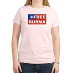 Free Burma Women's Light T-Shirt