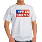 Free Burma Light T-Shirt
