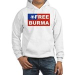 Free Burma Hooded Sweatshirt